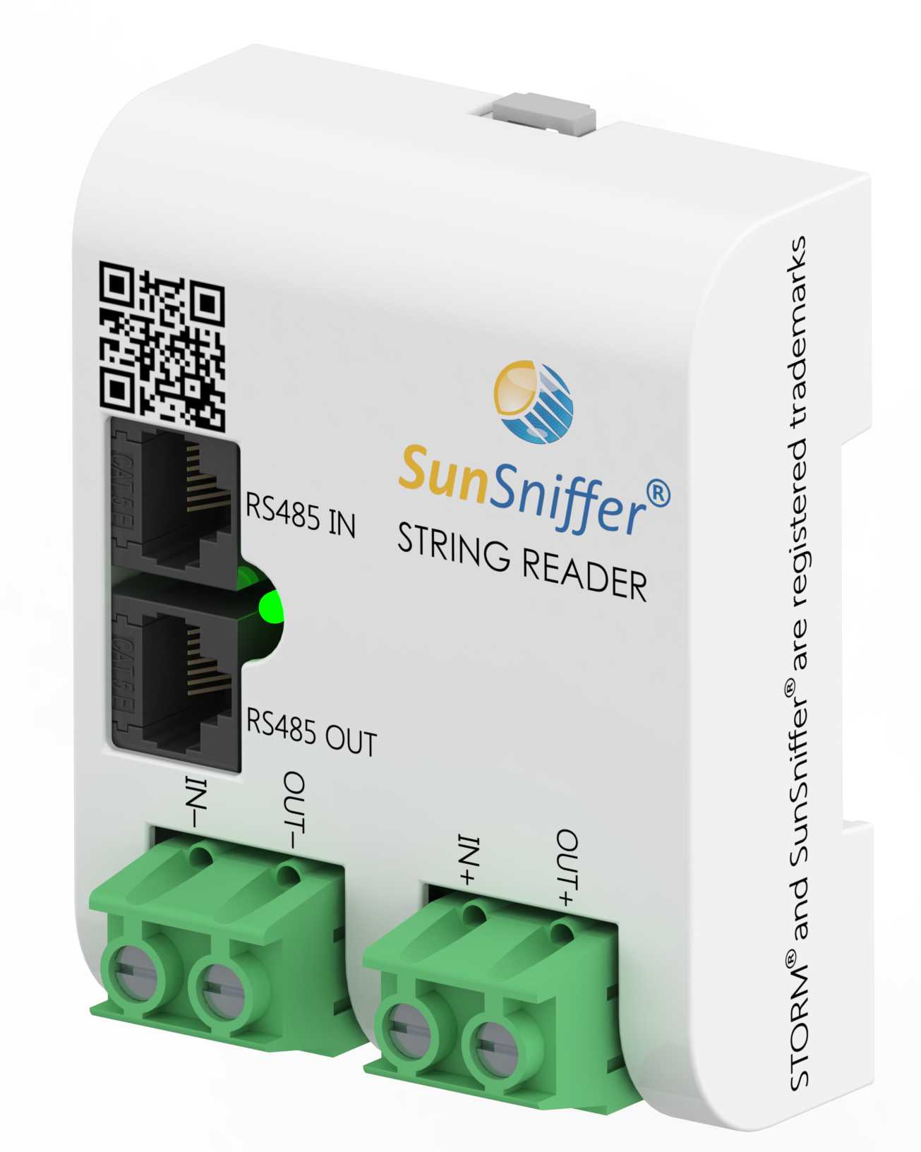 SunSniffer String Reader